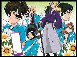 Kwiaty, Ouran High School Host Club, Postacie